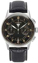 Junkers Men's Quartz Watch with Chronograph Quartz Leather 69705
