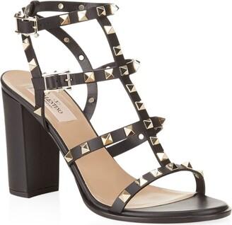Valentino Garavani Rockstud Sandals 90
