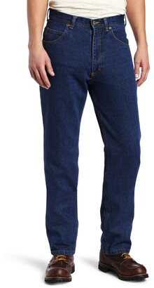 Key Industries Men's Big-Tall Heavyweight Denim 5-Pocket Jean