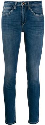 L'Autre Chose low rise skinny jeans