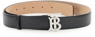 Burberry Monogram Motif Belt