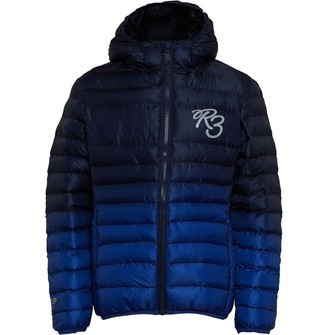 Ripstop Boys Appeton Jacket Navy/Blue