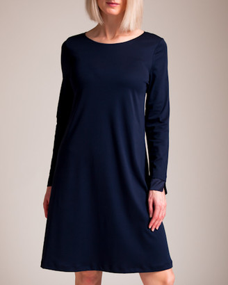 Hanro Lamia Long Sleeve Gown