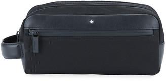 Montblanc Men's My Nightflight Wash Bag With 2 Zips