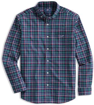 Vineyard Vines Tucker Classic Fit Plaid Button-Down Shirt