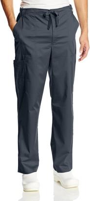 Cherokee Scrubs Men's Luxe Drawstring Pant