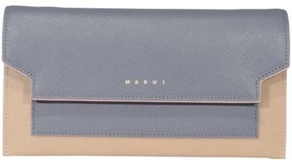 Marni Tri-Coloured Gussets Pochette