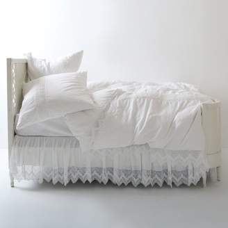 Cluny Lace Duvet Cover, Twin