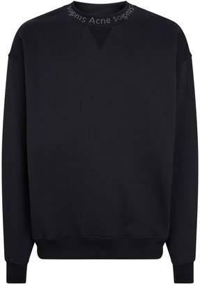 Acne Studios Logo Sweatshirt