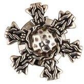 John Hardy Classic Chain Snowflake Tie Pin
