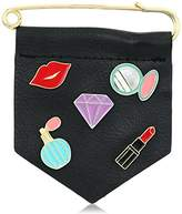 BCBGeneration Girly Brooches and Pin