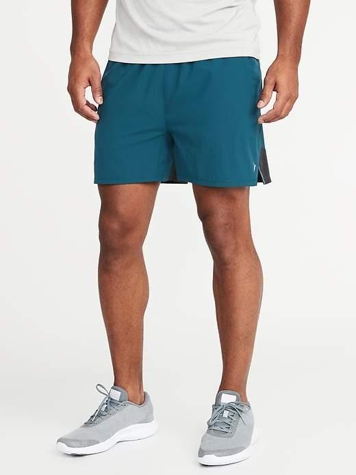 Old Navy Go-Dry 4-Way Stretch Run Shorts for Men - 5-inch inseam