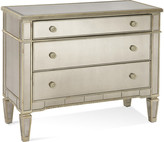 Bassett Mirror Borghese Mirrored Hall Chest