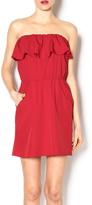 Glam Strapless Lilly Dress