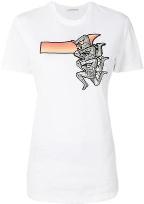 Marco De Vincenzo embellished T-shirt