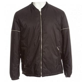 Prada Black Synthetic Jackets