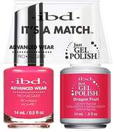 IBD It's A Match -Duo Pack- Dragon Fruit - 14 mL / 0.5 oz Each
