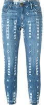 Current/Elliott distressed jeans - women - Cotton/Spandex/Elastane - 25