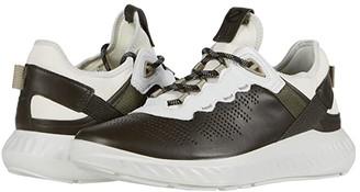 Ecco ST.1 Lite Sneaker (Deep Forest/White) Men's Shoes