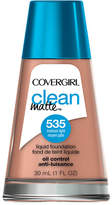 Cover Girl Clean Oil Control Liquid Makeup