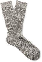 nonnative - Dweller Ribbed Cotton-Blend Socks