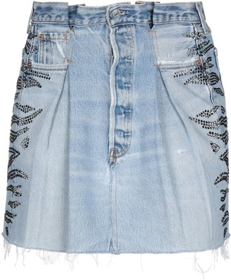 Levi's RE/DONE with Denim skirts