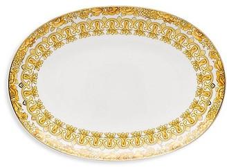 Versace Medusa Rhapsody Porcelain Platter