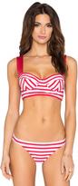 Kate Spade Underwire Bralette Bikini Top