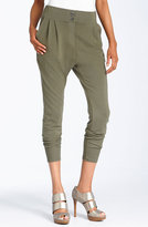 Ella Moss French Terry Eased Track Pants