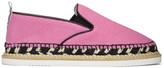 Kenzo Pink Kasual Espadrilles