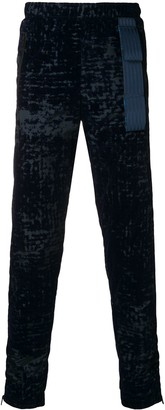 Cottweiler Patterned Track Trousers