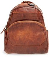 Frye Melissa Leather Backpack