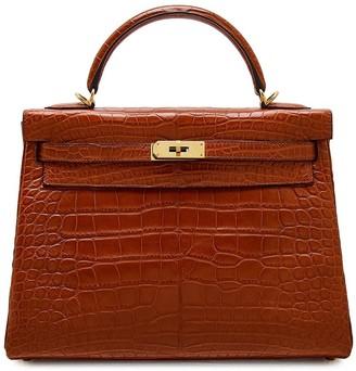 Hermes 2014 pre-owned Kelly Retourne 32 bag