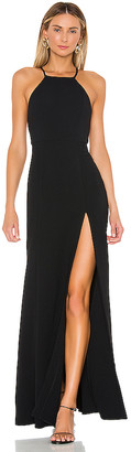 Lovers + Friends Xenon Gown