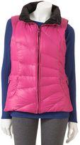 Hemisphere down puffer vest