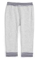Tucker + Tate Reversible Geometric Knit Pants (Baby Boys)