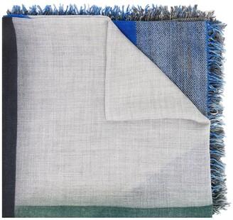 Faliero Sarti Sailor colour-block scarf