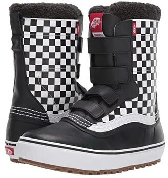 Vans Standard V Snow Boot (Checkerboard/Black) Men's Boots
