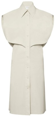 Bottega Veneta Cotton Shirt Dress