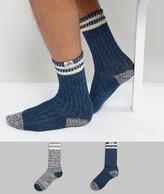 Tokyo Laundry 2 Pack Boot Socks