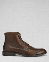 Belstaff Rainer Lace-Up Shoes Brown