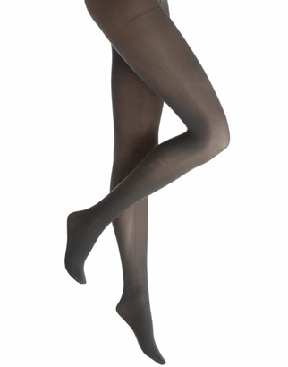 Charnos Satin 30 Semi Opaque Tights-Sherry-Large
