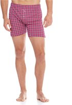 Tommy Bahama Box Plaid Boxer Briefs