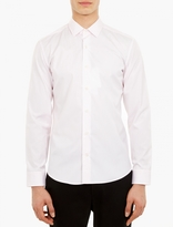 Marc Jacobs Pink Striped Cotton Shirt