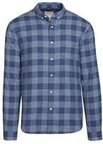 Life After Denim Men's Long Sleeve Slim Fit Allegheny Check Shirt