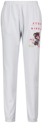 Marc Jacobs x Magda Archer cotton trackpants