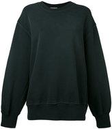 Yeezy round neck sweatshirt