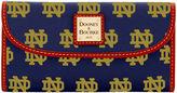 Dooney & Bourke NCAA Notre Dame Notre Dame Continental Clutch