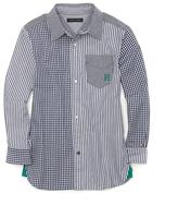 Tommy Hilfiger Mixed Pattern Shirt