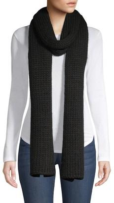 Portolano Jersey Wool Knit Scarf